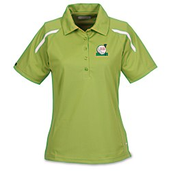 View a larger, more detailed picture of the Nyos Performance Polo - Ladies - 24 hr
