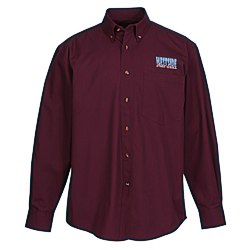 View a larger, more detailed picture of the Capulin EZ-Care Fine Line Twill Shirt - Men s - 24 hr