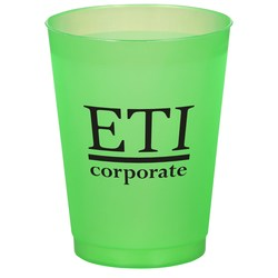 View a larger, more detailed picture of the Unbreakable Frosted Cup - 16 oz