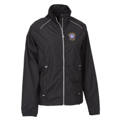 View a larger, more detailed picture of the Casner Lightweight Waterproof Jacket - Ladies - 24 hr