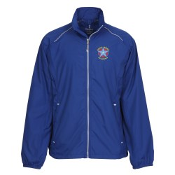 View a larger, more detailed picture of the Casner Lightweight Waterproof Jacket - Men s - 24 hr