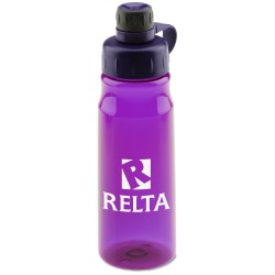 View a larger, more detailed picture of the Affusion Tritan Sport Bottle - 28 oz - Closeout