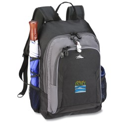 View a larger, more detailed picture of the High Sierra Recoil Daypack - Embroidered