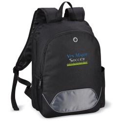 View a larger, more detailed picture of the Outbound Checkpoint-Friendly Laptop Backpack - Embroidered