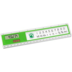 View a larger, more detailed picture of the Add n Measure Calculator Ruler - Closeout