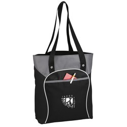View a larger, more detailed picture of the Sportsman Mesh Tote - Closeout