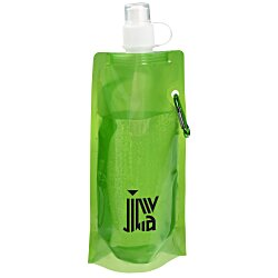 View a larger, more detailed picture of the Voyager Collapsible Bottle - 16 oz