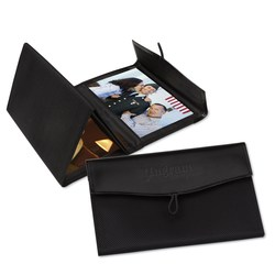 View a larger, more detailed picture of the Manhasset Hanging Photo Wallet - Closeout
