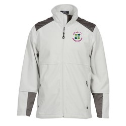 View a larger, more detailed picture of the Element Soft Shell Jacket - Men s - Closeout