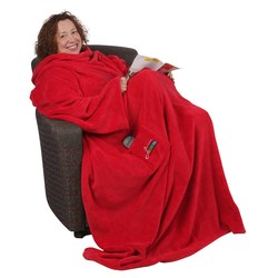View a larger, more detailed picture of the Snuggle Me Chenille Blanket - Closeout