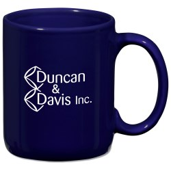 View a larger, more detailed picture of the Newport Mug - 12 oz - Closeout