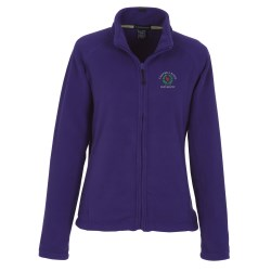 View a larger, more detailed picture of the Gambela Microfleece Jacket - Ladies - 24 hr