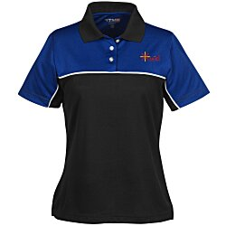 View a larger, more detailed picture of the Accelerate Performance Polo - Ladies