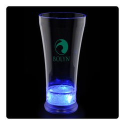 View a larger, more detailed picture of the LED Pilsner Cup - 14 oz