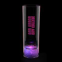 View a larger, more detailed picture of the Light Up Beverage Glass - 14 oz
