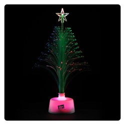 View a larger, more detailed picture of the Light Up Tree Centerpiece - 11-1 2