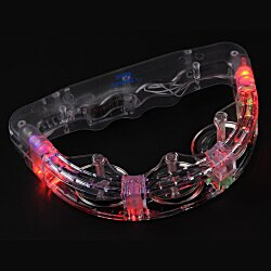 View a larger, more detailed picture of the Light Up Tambourine