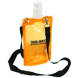 View a larger, more detailed picture of the Catalina Water Bag Lanyard - 11 oz