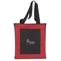 View a larger, more detailed picture of the Picture Perfect Tote - Embroidered