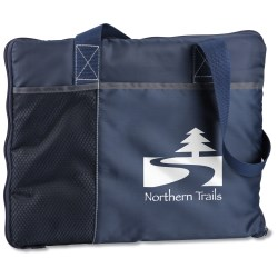 View a larger, more detailed picture of the Tote N Go Blanket - Closeout