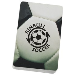 View a larger, more detailed picture of the Soccer Playing Cards - Closeout
