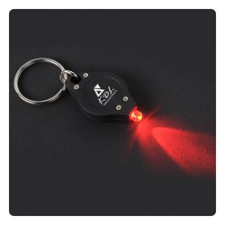 View a larger, more detailed picture of the Key Light w Colored LED - Multicolor