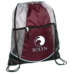 View a larger, more detailed picture of the Double Take Drawstring Sportpack