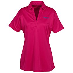 View a larger, more detailed picture of the Silk Touch Performance Sport Polo - Ladies