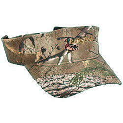 View a larger, more detailed picture of the Camouflage Visor