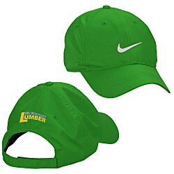 View a larger, more detailed picture of the Nike Performance Dri-Fit Swoosh Front Cap