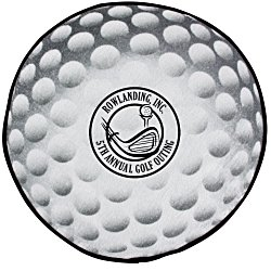 View a larger, more detailed picture of the Sport Ball Towel - Golf