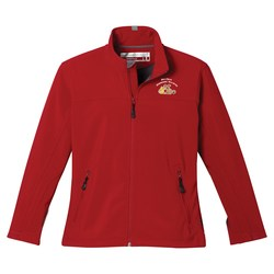View a larger, more detailed picture of the Basin Soft Shell Jacket - Ladies - TE Transfer