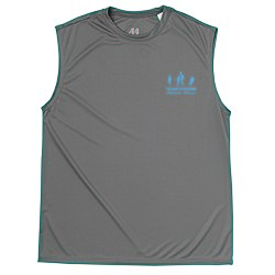 View a larger, more detailed picture of the A4 Cooling Muscle Tee