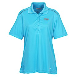 View a larger, more detailed picture of the Albula Snag Resistant Wicking Polo - Ladies
