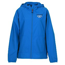 View a larger, more detailed picture of the Kinney Packable Jacket - Ladies - 24 hr