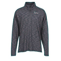 View a larger, more detailed picture of the Yerba 1 4 Zip Wicking Pullover - Men s