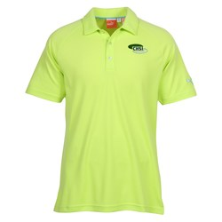 View a larger, more detailed picture of the PUMA Golf Raglan Tech Polo Cresting - Men s