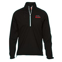 View a larger, more detailed picture of the PUMA Golf Long Sleeve Knit Wind Jacket - Men s
