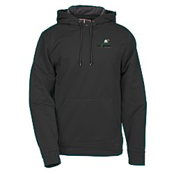 View a larger, more detailed picture of the Pasco Hooded Tech Sweatshirt - Embroidered - 24 hr