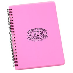 View a larger, more detailed picture of the Notebook w Mini Sticky Flags - Closeout