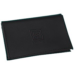 View a larger, more detailed picture of the Bonded Leather Card Case