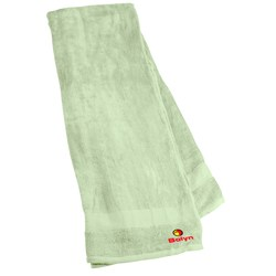 View a larger, more detailed picture of the Ultra Soft Beach Towel - Closeout