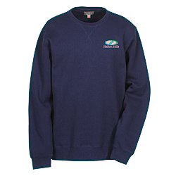 View a larger, more detailed picture of the Garris V-Stitch Crew Sweatshirt - Men s