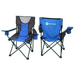 View a larger, more detailed picture of the Signature Camp Chair