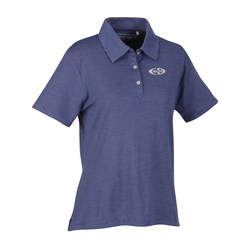 View a larger, more detailed picture of the Cutter & Buck DryTec Resolute Polo - Ladies - Closeout