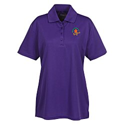 View a larger, more detailed picture of the Origin Performance Pique Polo - Ladies