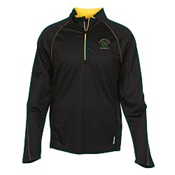 View a larger, more detailed picture of the Radar1 2-Zip Performance Pullover - Men s