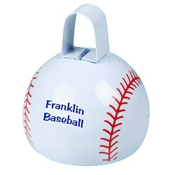 View a larger, more detailed picture of the Baseball Cow Bell