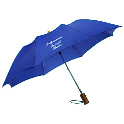 View a larger, more detailed picture of the Executive Folding Umbrella
