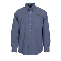 View a larger, more detailed picture of the Vantage Polynosic Houndstooth Shirt - Men s - Closeout